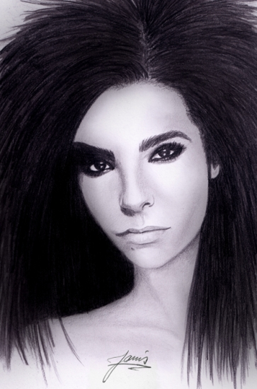 Bill Kaulitz by Maegelcarwen